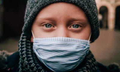 Masque Tissu pour enfant