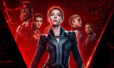Affiche Black Widow Marvel