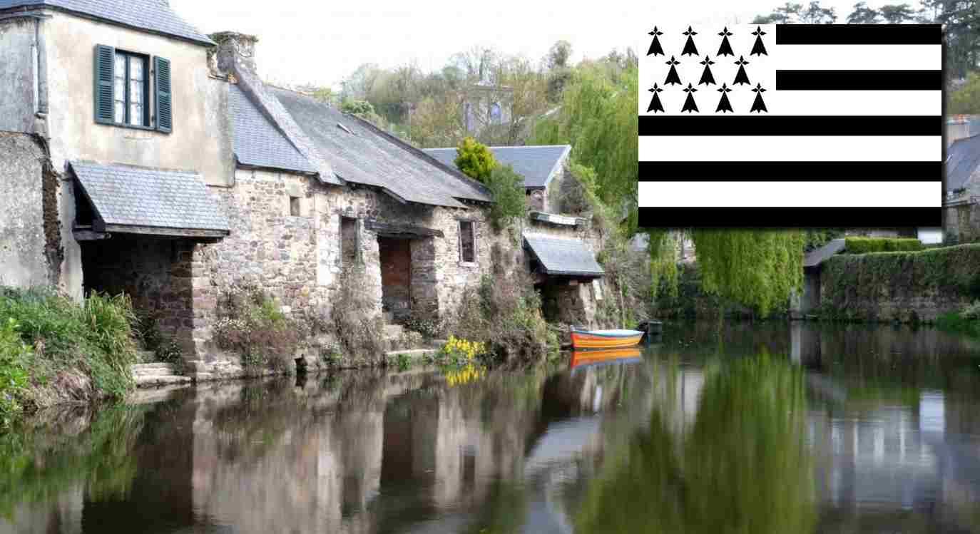 Petits villages bretons pittoresques