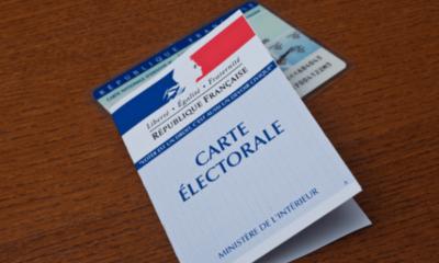 Carte électorale et papier d'identité