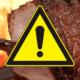 Danger viande rouge
