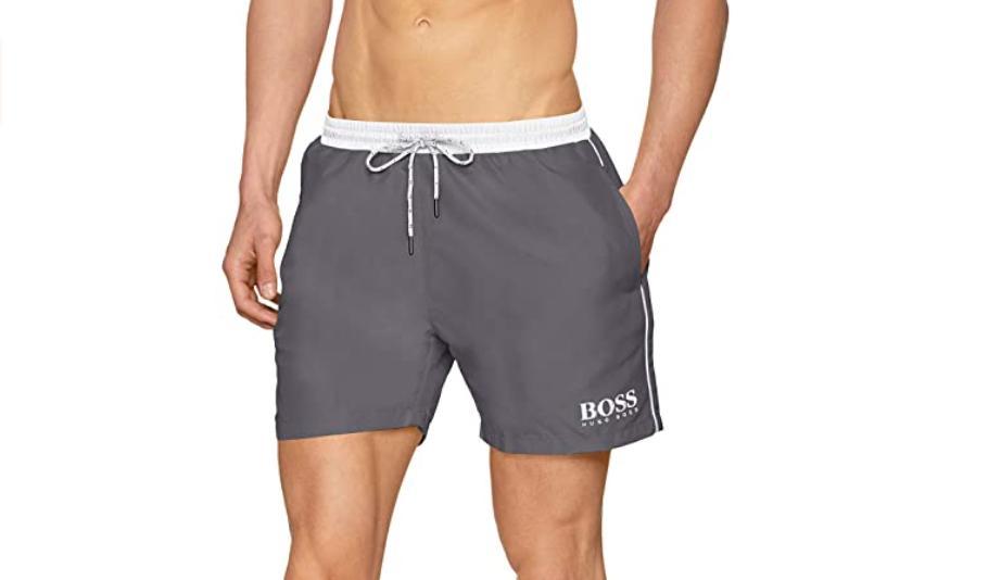 Short gris Hugo Boss