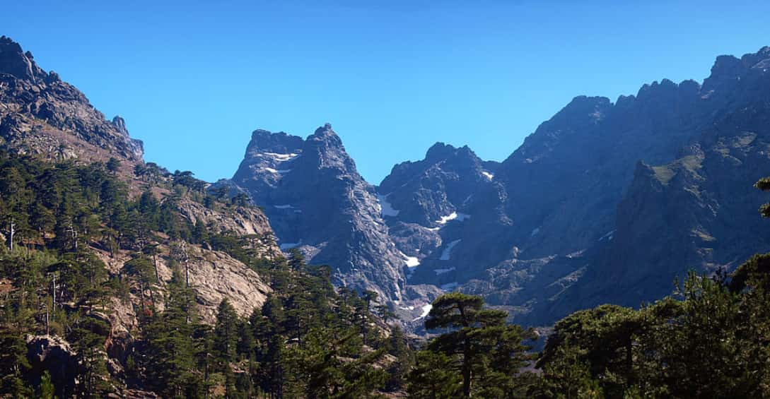 Vallée Asco Montagne Corse