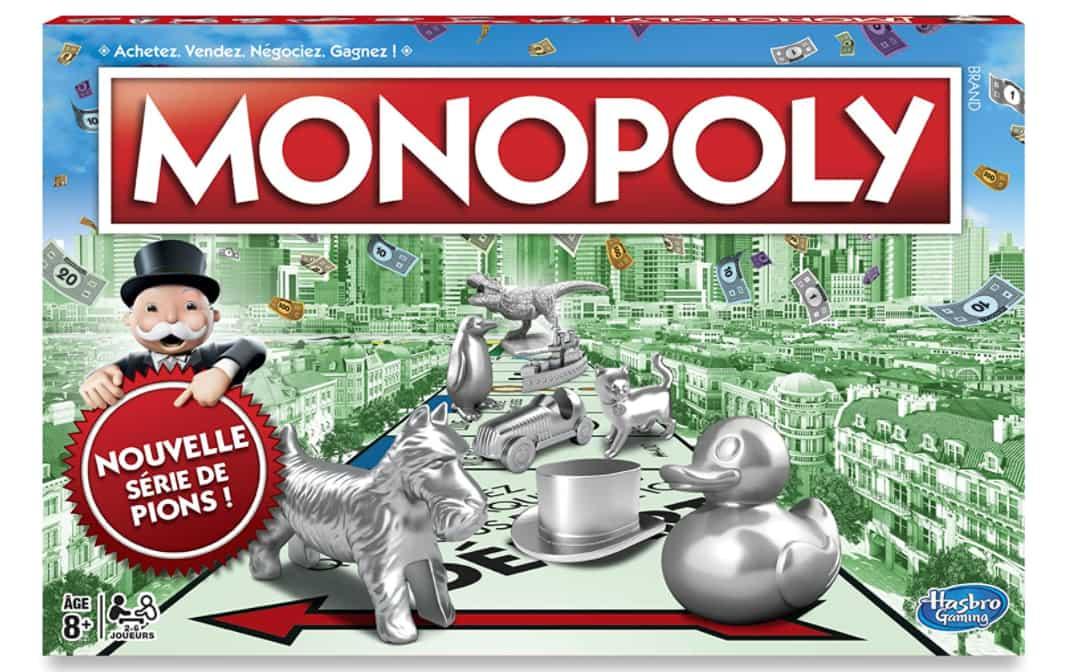 Boîte de Monopoly