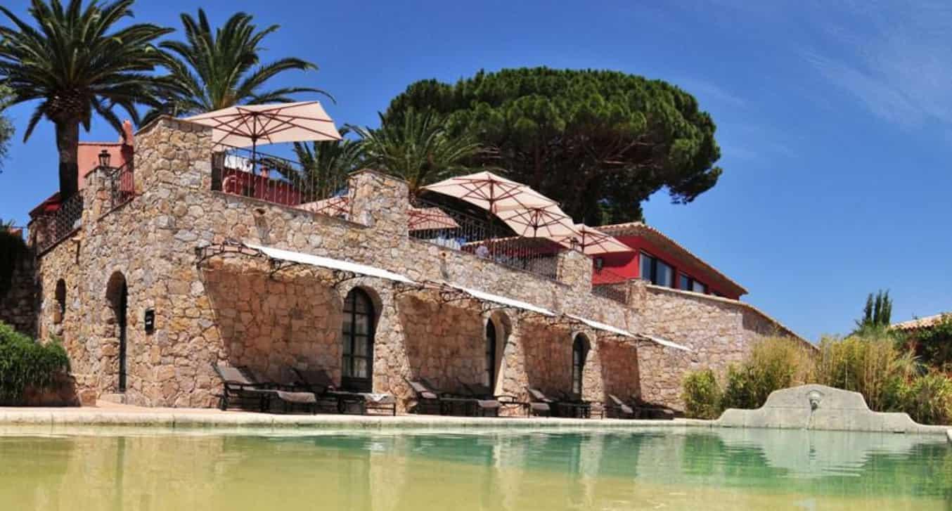 Hôtel détente Calvi