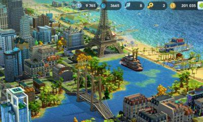 SimCity Tour Eiffel