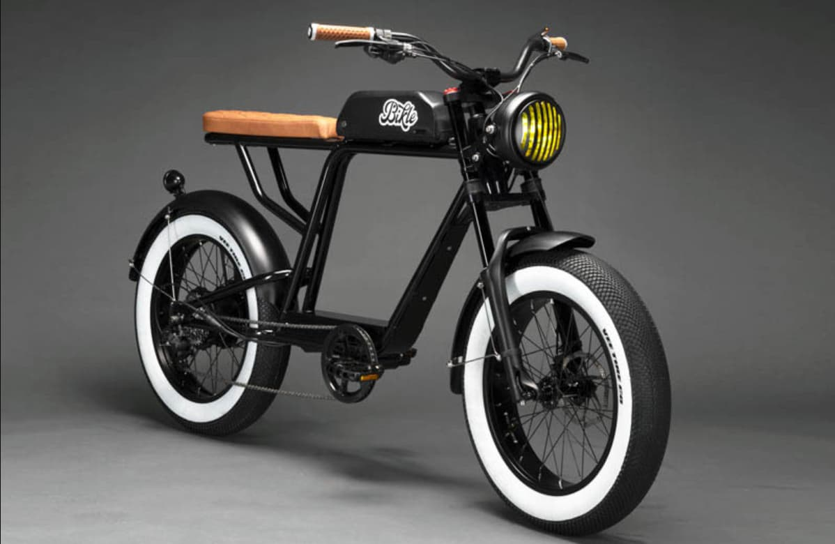 Vélo électrique Bikkle
