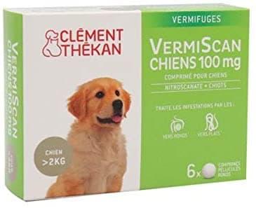 Vermifuge vétérinaire