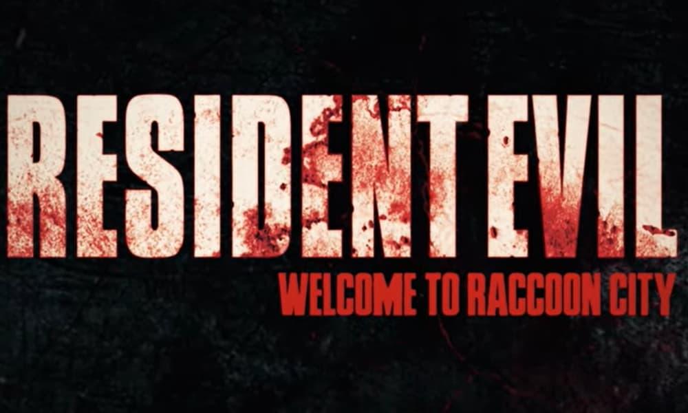 Resident Evil 2021 Raccoon City